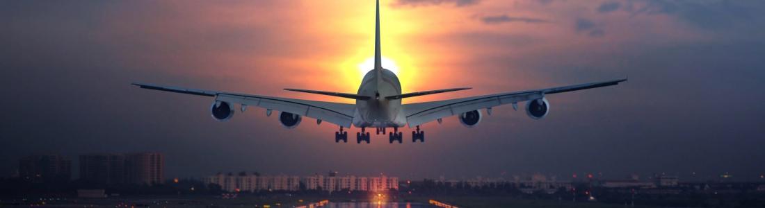LED lighting for aviation